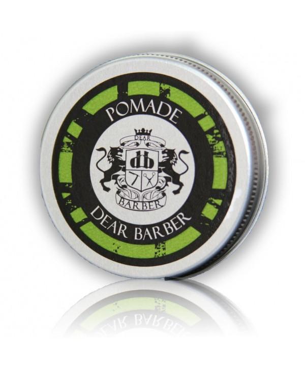 DEAR BARBER Pomade Travel Tin 20 ml Крем-помада для укладки волос