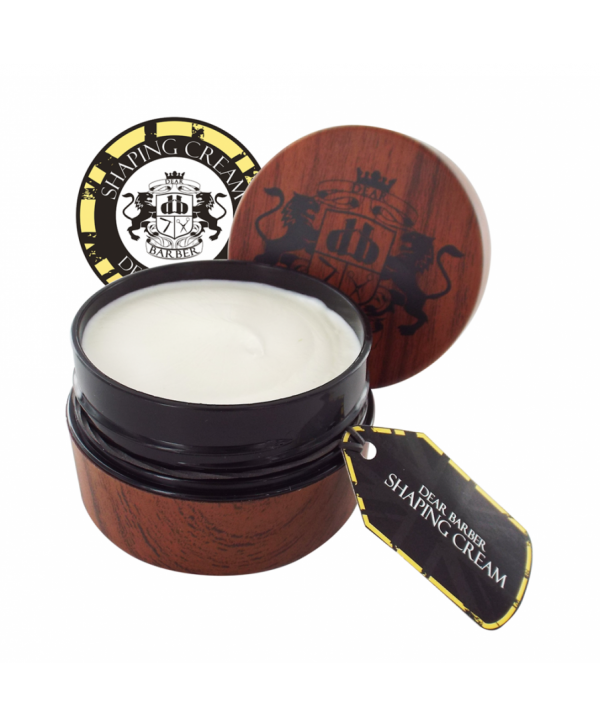 DEAR BARBER Shaping Cream 100 ml Крем-форма для укладки волос