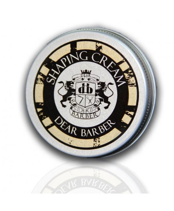 DEAR BARBER Shaping Cream Travel Tin 20 ml Крем-форма для укладки волос