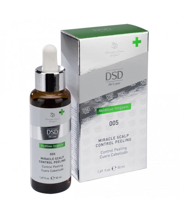 DSD DE LUXE 005 Miracle Scalp Control Peeling 50 ml Пилинг для кожи головы