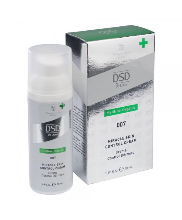 DSD DE LUXE 007 Miracle Skin Control Cream 50 ml Крем для кожи головы