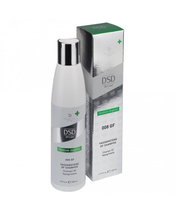 DSD DE LUXE 008GF Vasogrotene Shampoo 200 ml Шампунь с факторами роста