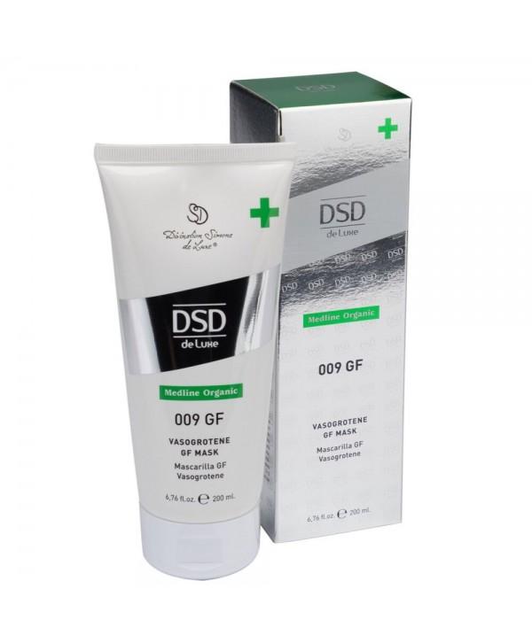 DSD DE LUXE 009 GF Vasogrotene Mask 200 ml Маска для волос с факторами роста