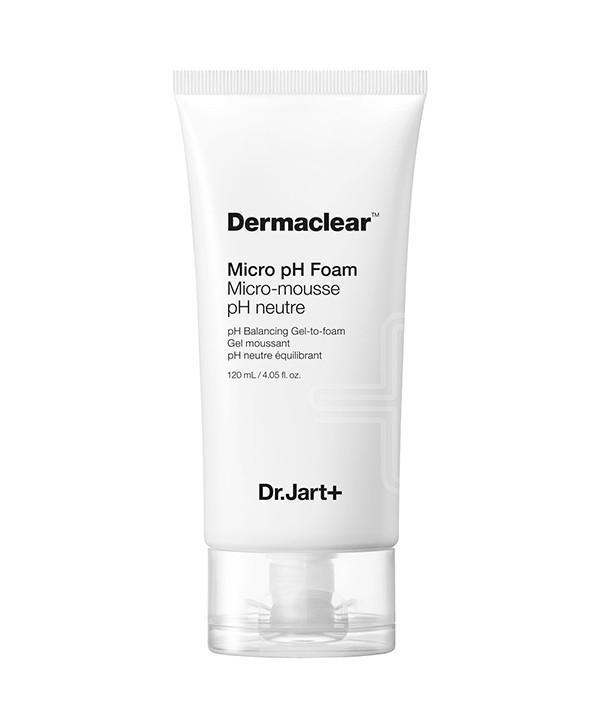 DR.JART Dermaclear Micro Foam PH neutre120 ml Гель-пенка для умывания глубокого очищения