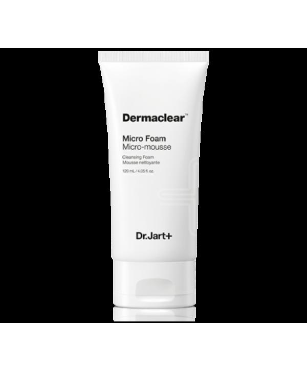 DR.JART Dermaclear Micro Foam Пенка с глубоким очищающим эффектом 120мл