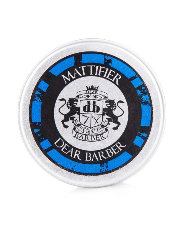 DEAR BARBER Mattifier Travel Tin 20 ml Паста-матифлер для укладки волос