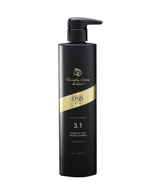 DSD DE LUXE 3.1 Intense Shampoo Интенсивный шампунь 500 мл