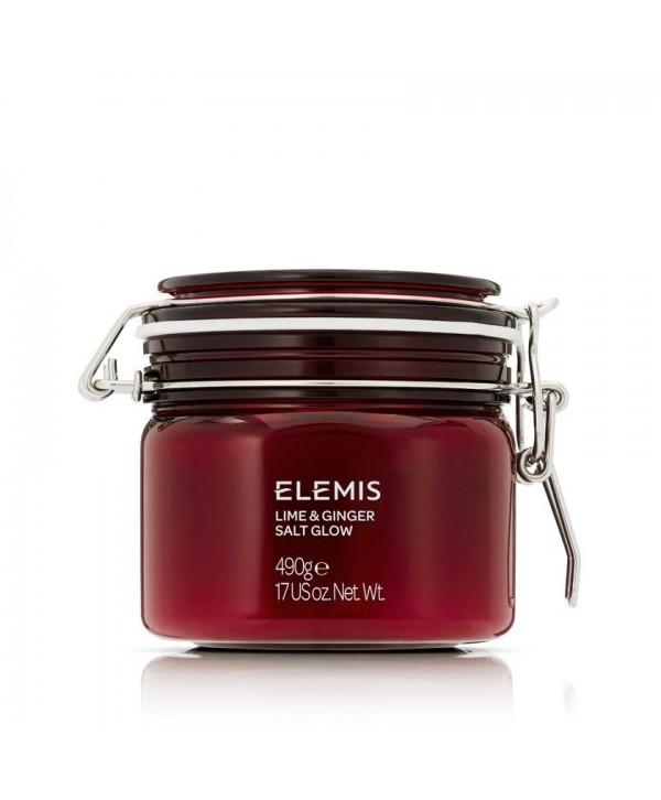 ELEMIS Солевой пилинг для тела Lime&Ginger Salt Glow