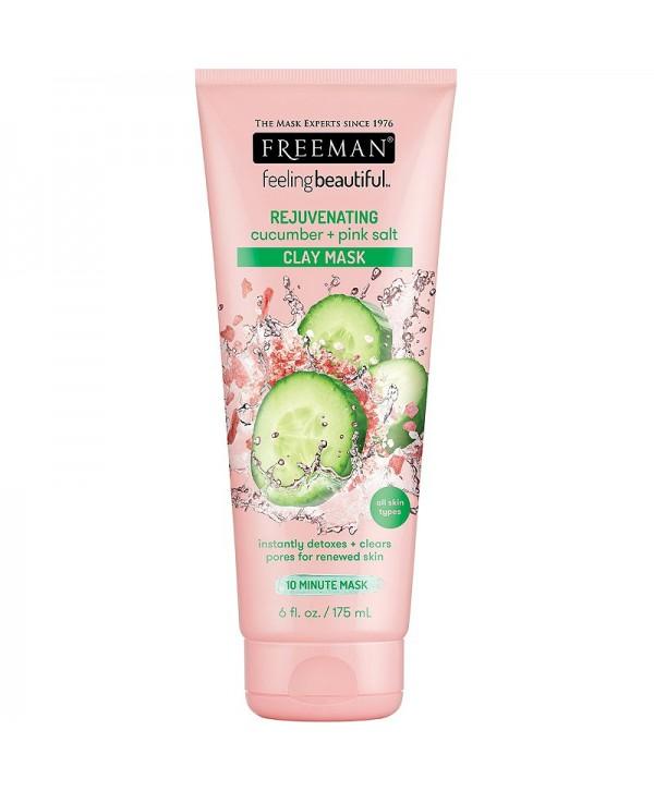 FREEMAN Rejuvenating cucumber+pink salt