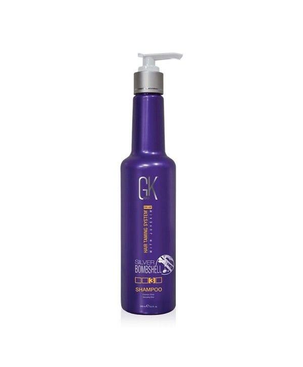 Global Keratin Серебрянный шампуньn - SILVER Shampoo 300 мл
