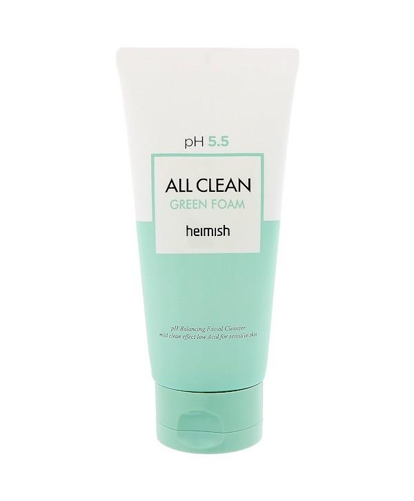 Heimish, Green Foam 150 gr Зеленая пена для очистки всего, очищающее