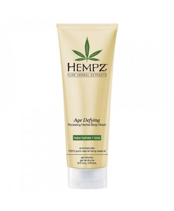 HEMPZ Age Defying Herbal Body Wash 250 ml Гель для душа Антивозрастной