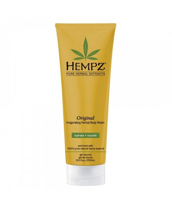 HEMPZ Original Invigorating Herbal Body Wash 250 ml Гель для душа Оригинальный
