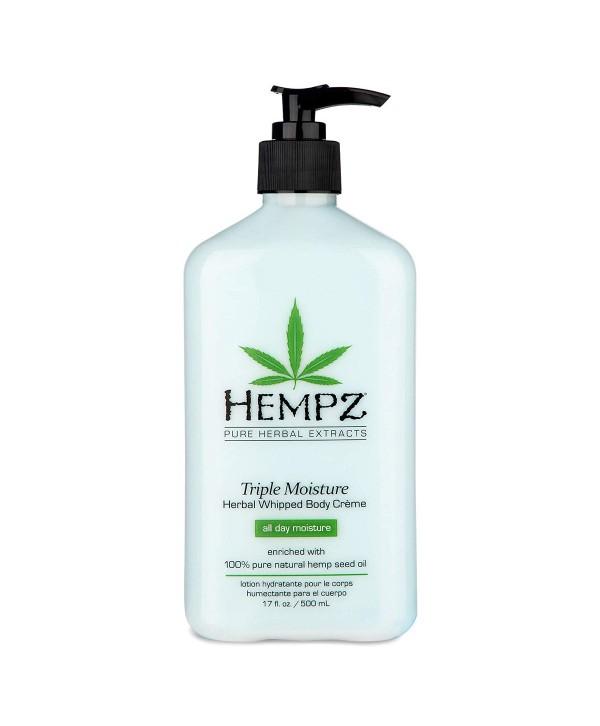 HEMPZ Triple Moisture Herba Whipped Creme Body Wash 250 ml Гель для душа Тройное Увлажнение