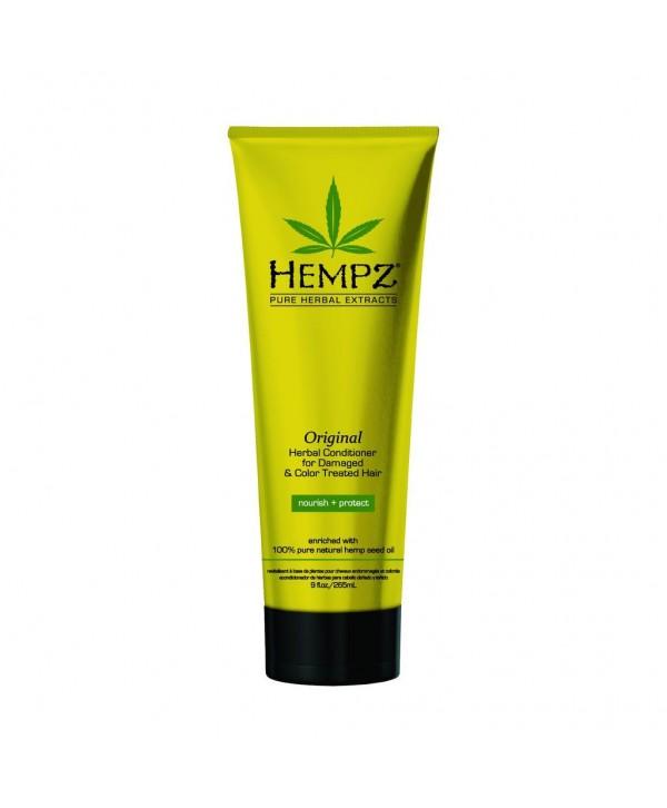 HEMPZ Original Conditioner 265 ml Растительный кондиционер Оригинальный для поврежденных окрашенных