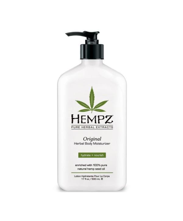 HEMPZ Original Herbal Body moisturizer 500 ml Молочко для тела увлажняющее Оригинальное