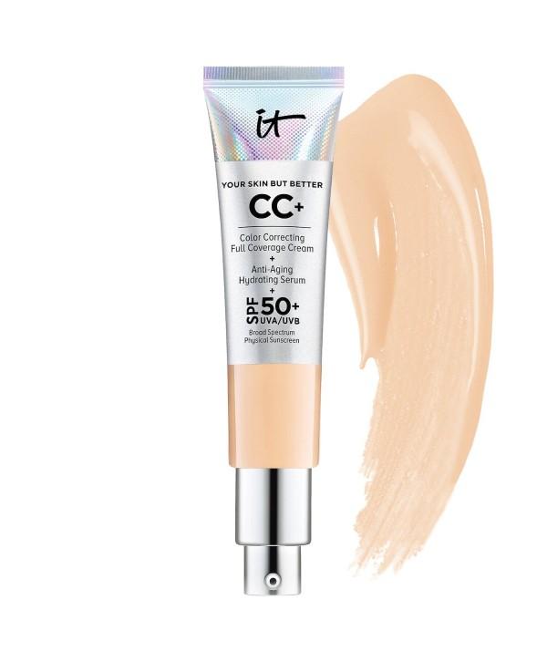 IT COSMETICS Your Skin But Better CC+ Medium СС Крем SPF 50+ 12 ML