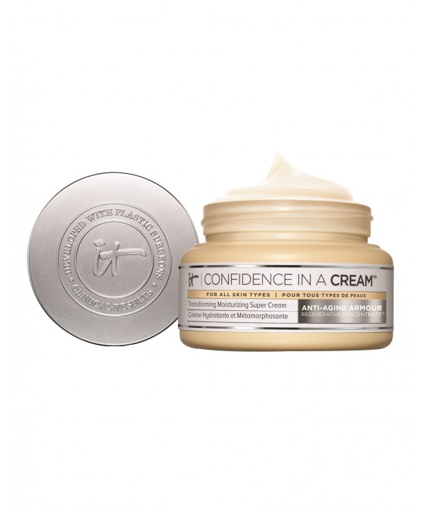 IT COSMETICS Confidence In A Cream Anti-Aging Armour