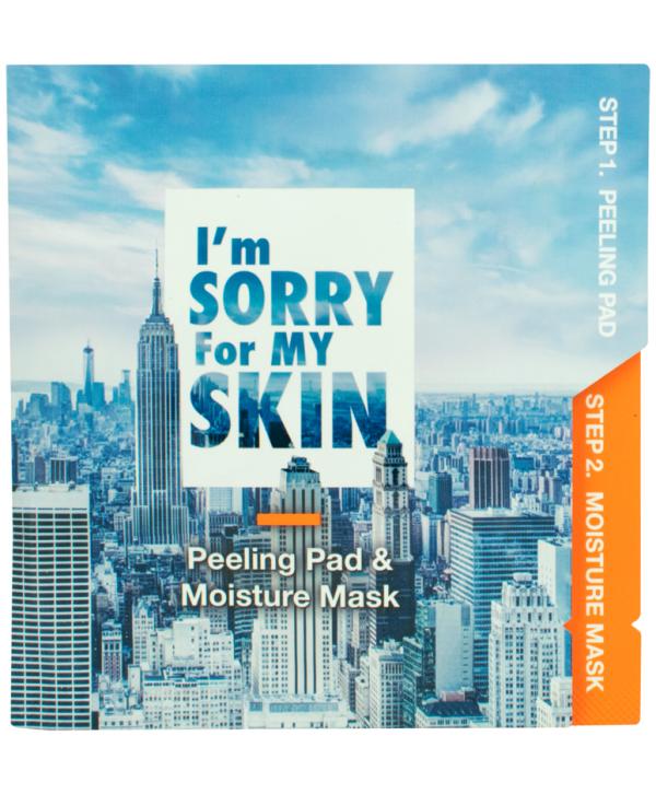 I'm Sorry For My Skin Peeling Pad & Moisture Mask