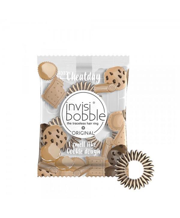 INVISIBOBBLE Набор из трех ароматизированных резинок Cookie Dough Craving