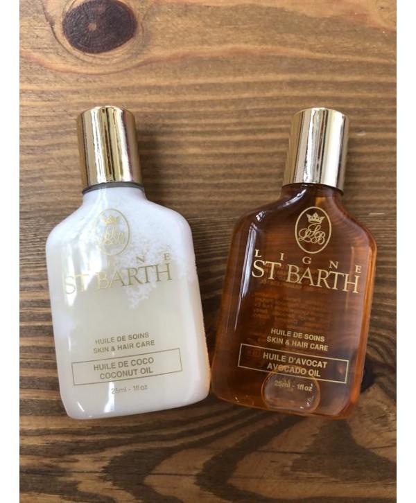 LIGNE ST BARTH Coconut Oil Skin & Hair Care Масло Кокоса для тела, ванны и волос 125 мл