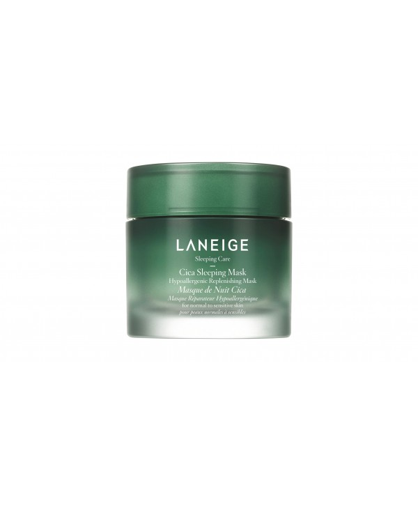 LANEIGE Dream Bubble Collection Cica Sleeping Mask (Green)