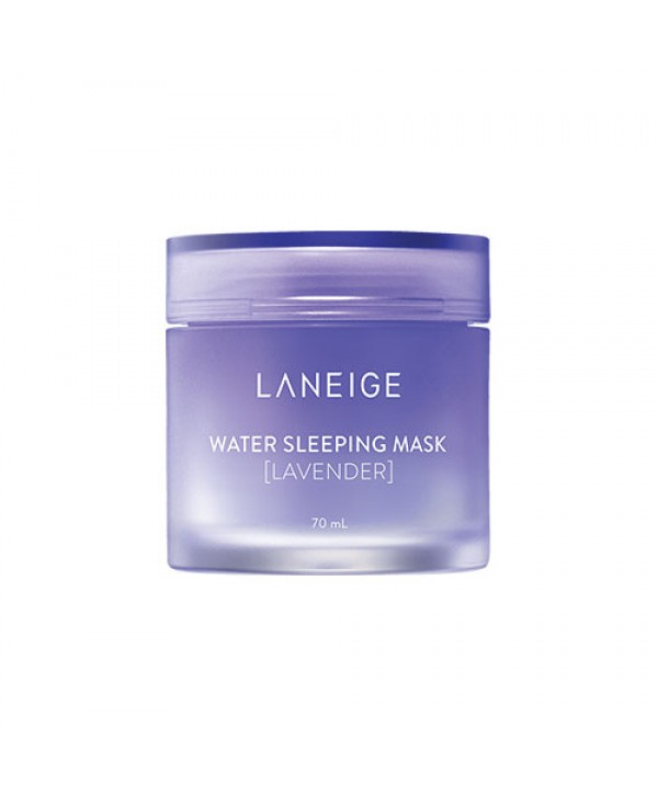 LANEIGE Dream Bubble Collection Water Sleeping Mask (Lavender)
