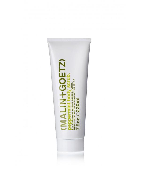 """MALIN+GOETZ Peppermint Body Scrub 220 ml Скраб для тела """"Мята"""""""