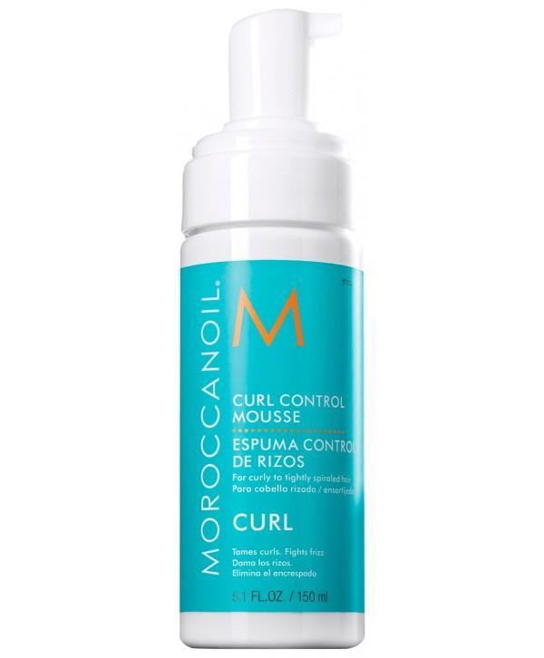 MOROCCANOIL Мусс-контроль для вьющихся волос 150 мл