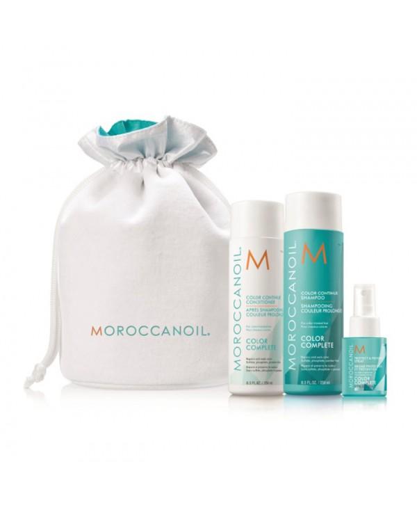 MOROCCANOIL Набор в мешочке Сolor Complete/Сохранение цвета