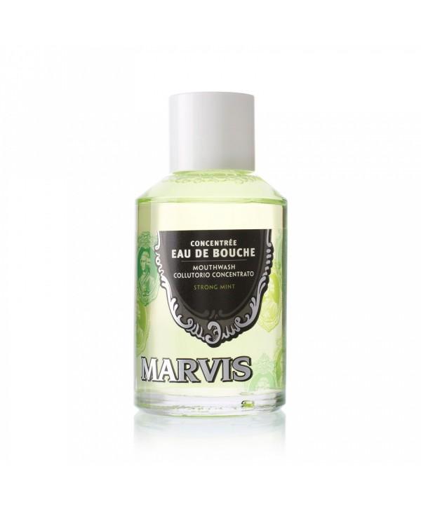 MARVIS Mouthwash Collutorio Concentrato Ополаскиватель - концентрат для полости рта Мята 30 мл