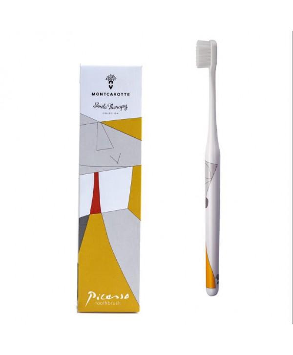 Picasso toothbrush Abstraction Brush Collection  Зубная щетка «Пикассо» из коллекции «Абстракционистов» 12+