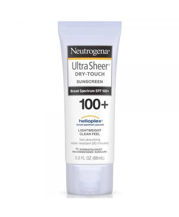 NEUTROGENA Ultra Sheer Dry-Touch Spf 100+ Солнцезащитный крем