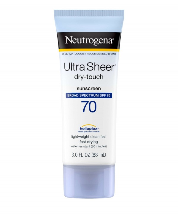 NEUTROGENA Ultra Sheer Dry-Touch Spf 70+ Солнцезащитный крем