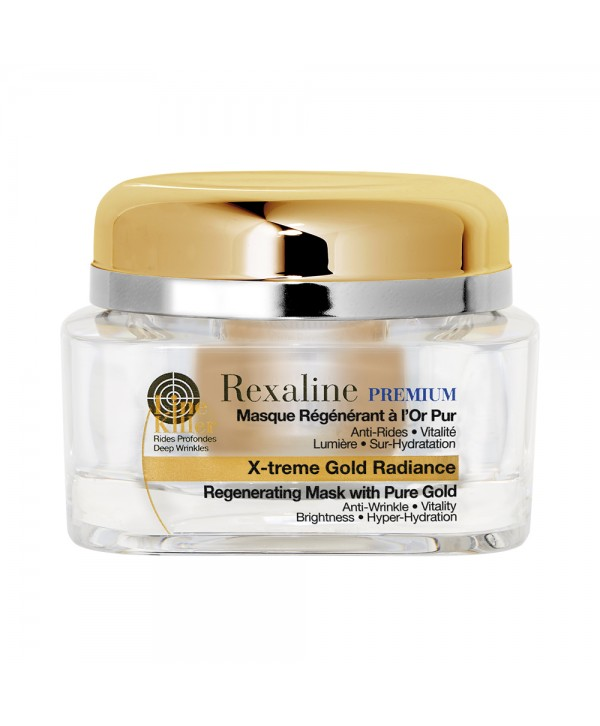 REXALINE PREMIUM LINE-KILLER X-treme Gold Radiance 50 ml