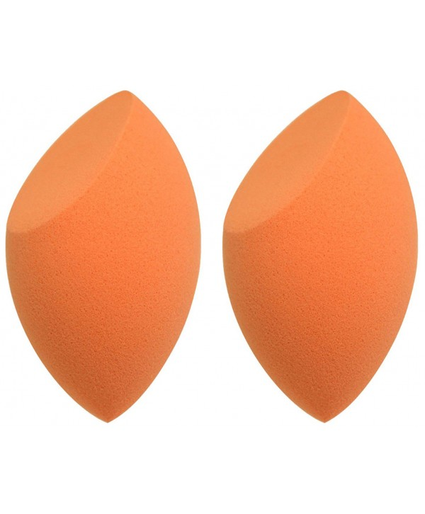 REAL TECHNIQUES Miracle Complexion Sponges 2 pk Набор спонжей для макияжа