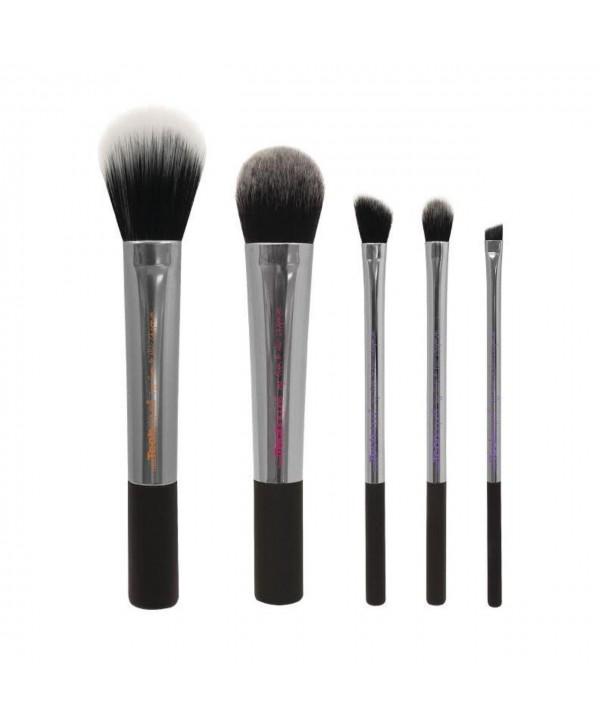 REAL TECHNIQUES Nic's Picks Набор кистей для макияжа