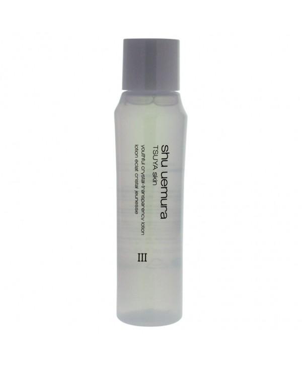 SHU UEMURA Tsuya Skin Lotion III Оживляющий лосьон для лица для сухой и обезвоженной кожи 150 мл
