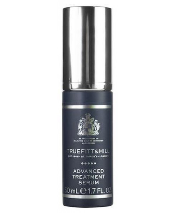 Truefitt&Hill  00460  Advanced Treatment Serum  50 мл  Легкая сыворотка для чувствительной кожи с успокаивающим эффектом