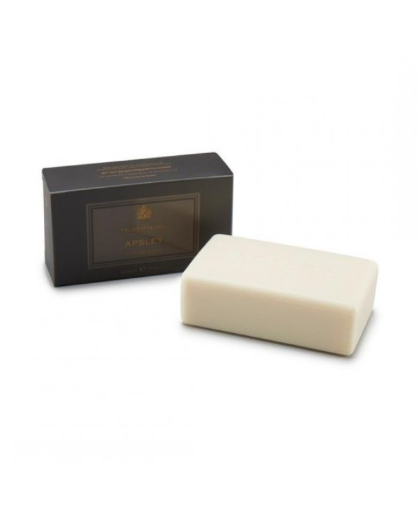 Truefitt&Hill  T00462  Apsley Luxury Soap  200 г  APSLEY Люкс-мыло для рук и тела