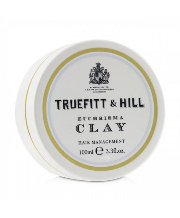 Truefitt&Hill  T00491  Euchrisma Clay  100 мл  Стайлинг-глина для укладки коротких волос
