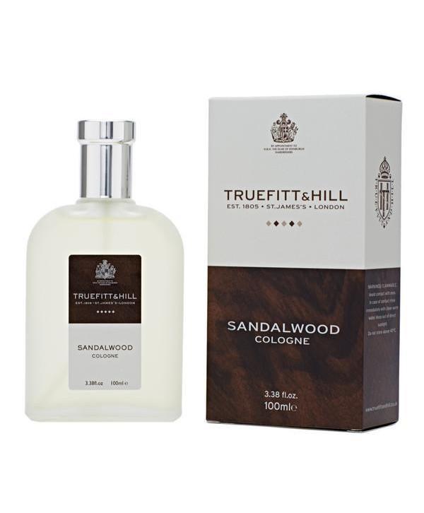 Truefitt&Hill  00550  Sandalwood Cologne  100 мл  Sandalwood Одеколон