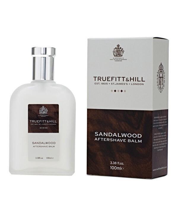 Truefitt&Hill  00551  Sandalwood Aftershave Balm  100 мл  Sandalwood Бальзам после бритья