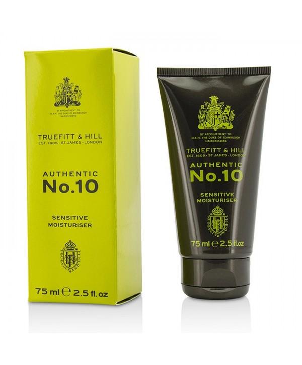 Truefitt&Hill  01015  Authentic No. 10 Sensitive Moisturiser  75 мл  Увлажняющее средство для чувствительной кожи