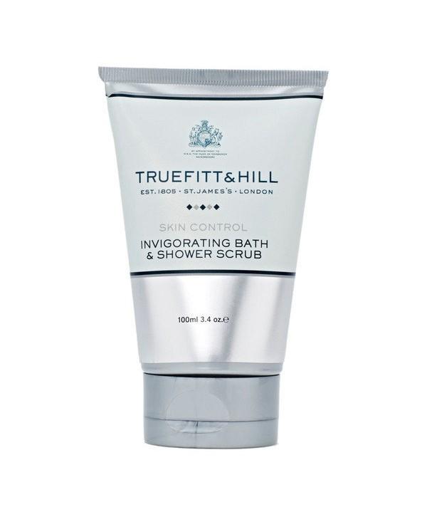 Truefitt&Hill  10025  Invigorating Bath & Shower Scrub  100 мл  Тонизирующий скраб для тела (в тюбике)