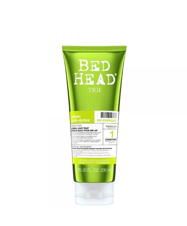 TIGI Bed Head Кондиционер для поврежденных волос уровень 1, 200 мл Urban Anti+dotes Re-Energize