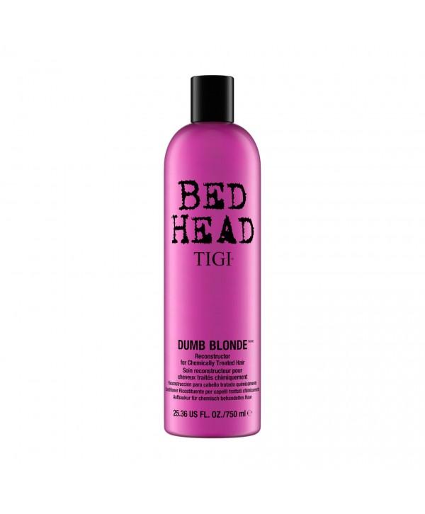 TIGI Bed Head Кондиционер-маска для блондинок 750 мл Dumb Blonde Reconstructor Conditioner