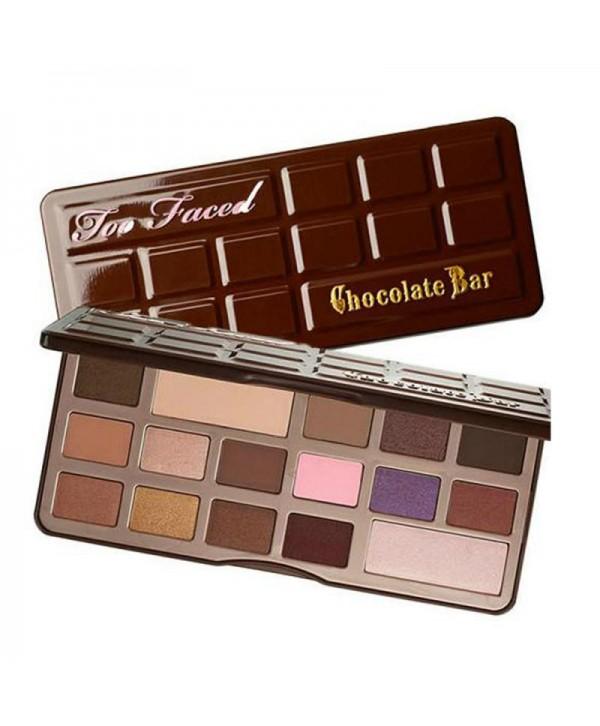 TOO FACED Chocolate Bar Eyeshadow Collection Палетка теней для глаз