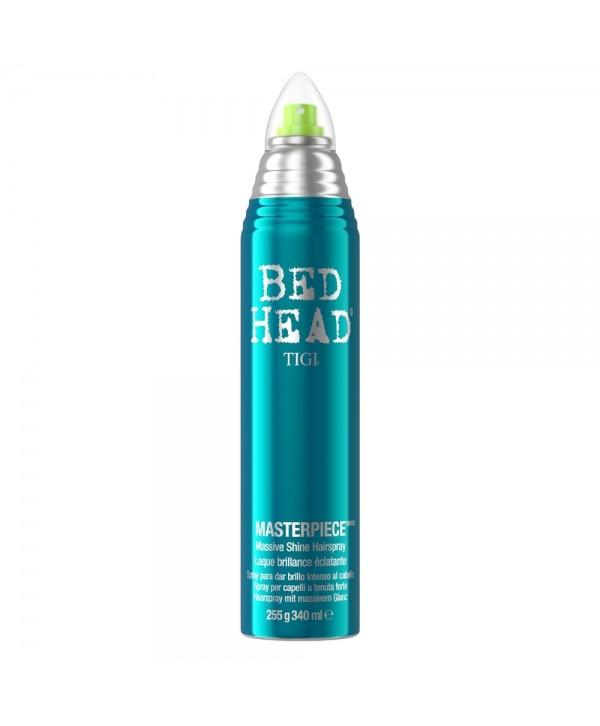 TIGI Bed Head Лак для блеска и фиксации волос 340 мл Bed Head Masterpiece