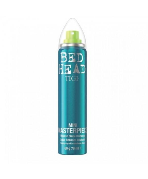 TIGI Bed Head Лак для блеска и фиксации волос 79 мл Bed Head Masterpiece